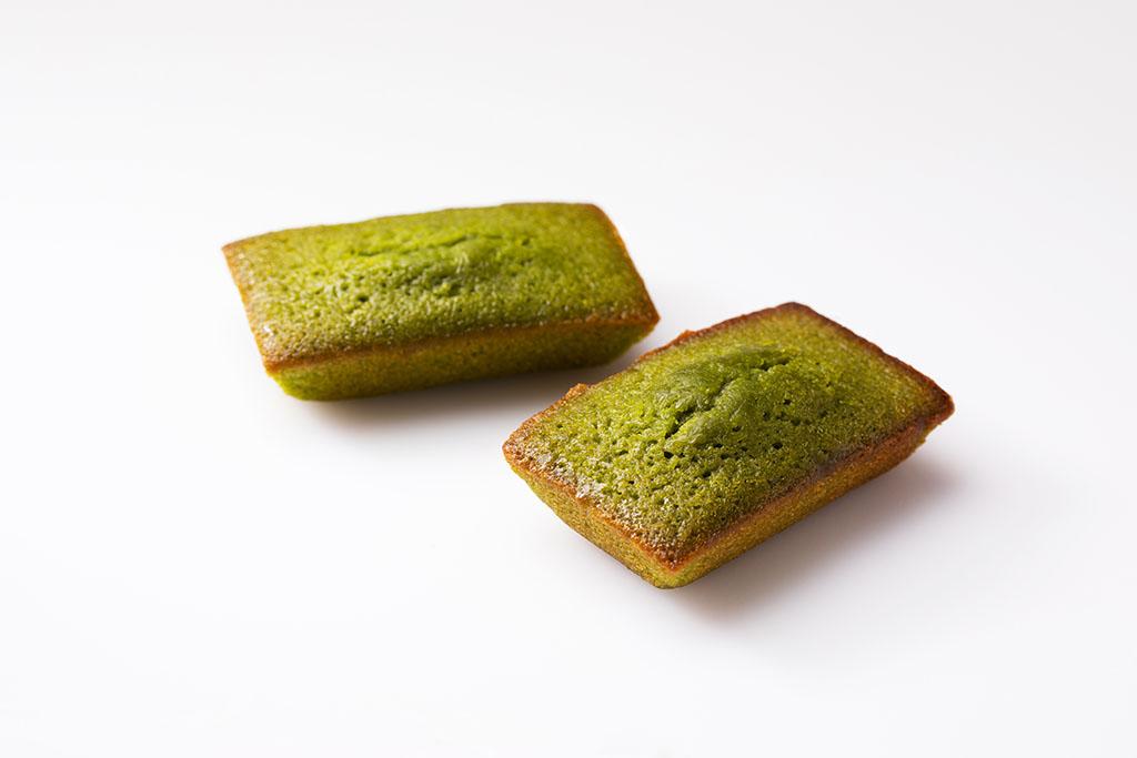 横濱フィナンシェ GREEN TEA